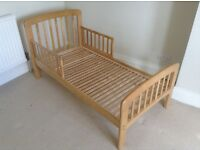 John Lewis Anna toddler bed