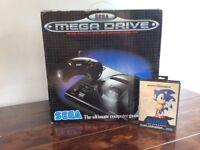 Saga Mega Drive - 16 Bit