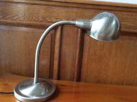 IKEA Stainless Steel Study/Work Lamp