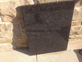 Free 2 black marble work tops