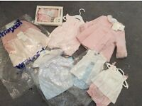 Beautiful brand new Spanish baby clothes