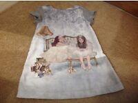Girl's designer design dress