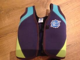 Children's buoyancy swimming vest 1-3 Years Splash About