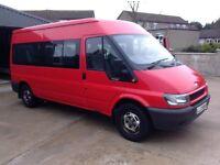 Ford Transit 13 seat Mini Bus 2003