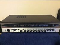FOR SALE GK 400RB BASS AMP HEAD