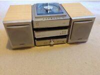 Micro Hifi Stereo with DAB Radio