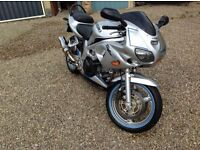2002 Suzuki sv650 19471 miles