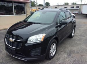 2013 Chevrolet Trax LT camera recul garantie mags tv dvd