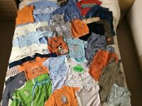 9-12mth bundle of baby boy clothes in excellent condition & great quality including Christian Dior