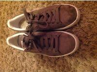 Puma Suede men's trainers size 7 grey