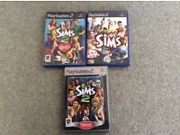 PlayStation 2 (SiMs games)
