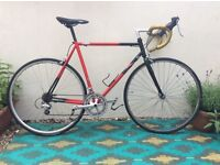 Raleigh R50 racing bike 56cm steel frame