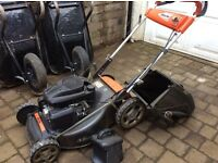 Honda Izy, OleoMac, Webb - 3 lawnmowers for sale