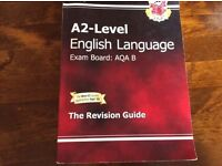 A2 level English Language (AQA) revision guide