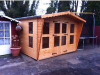 10x10 garden summer house