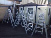 Pallet trucks ladders & trolleys