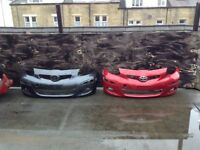Toyota aygo front bumper 2008-2012 £20