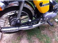 ALLSPEED EXHAUST FOR YAMAHA FS1E RARE