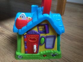 Leap Frog Activity House