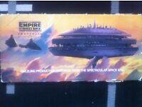 STAR WARS EMPIRE STRIKES BACK ORIGINAL PORTFOLIO BY RALPH MCQUARRIE 1980.