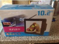 10.2 inch tv