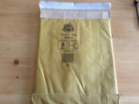 Genuine Jiffy postage bags
