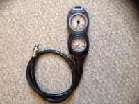 Suunto twin console in good condition..lightweight