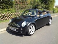 Mini Cooper Cabriolet Excellent condition. Full service history.