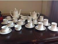 Paragon Belinda Tea and Coffee China Set
