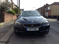 BMW 5 series F10 520d SE 2011 2.0L Grey full service history from BMW
