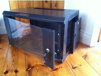 Rack Case/ Server Cabinet 6U x 19''
