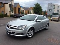 Vauxhall Astra Convertible 1.8 petrol