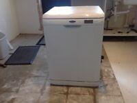 Hotpoint Ultima Dishwasher Full Size White DWF70