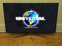 """48"""" SAMSUNG SMART 3D LED TV WIFI VOICE CONTROL BLUETOOTH FREEVIEW SWIVEL STAND"""