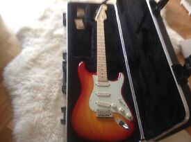 Fender stratocaster deluxe USA