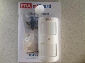 Wireless PIR detector for ERA wireless burglar/intruder alarm systems