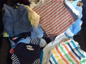 Baby boy clothes bundle newborn-3 months
