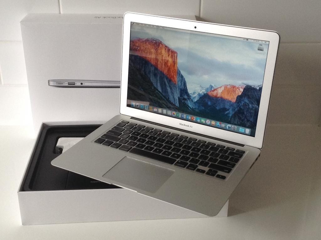 "Apple MacBook Air 2015 Model 7,2 Display 13"" i5 1.6Ghz 8GB 256GB SSD OFFICE WARRANTY 4 MARCH 2018in Beckenham, LondonGumtree - Apple MacBook Air 2015 Model 7,2 Display 13"" i5 1.6Ghz 8GB 256GB SSD OS X OFFICE 2015 WARRANTY TILL 4 MARCH 2018SpecificBrand AppleType Macbook Air 7,2Processor i5 1.6GhzInternet Connectivity Wi Fi & BluetoothStorage Capacity 256GB SSDGraphic Intel..."