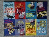Horrid Henry books bundle