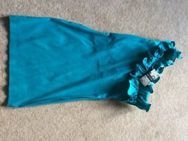 New Aqua green dress size 12 from pilot