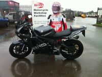Yamaha YZF-R6 This bike has been carefully prepared to be used on road or track £2,200
