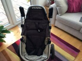Quinny made pushchair
