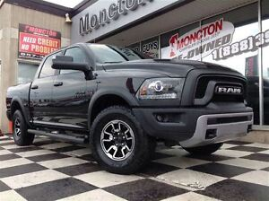 2016 Ram 1500 Rebel Low KMs, Back-up cam