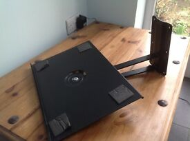 Old style TV wall bracket