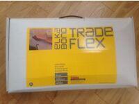 Elia Bond Trade Flex Kit - glue gun & 9 glue packs. Suitable for solid & engineered wooden flooring