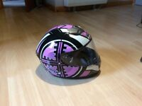 BOX 360 Concepts ladies/girls motorcycle helmet, size small. Brand new £30