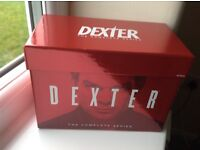 Whole series of Dexter, perfect conditon