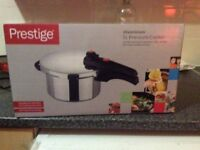 Amazing condition- Prestige 5L pressure cooker for only £20