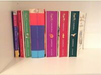 Harry Potter - Complete series of 7 books including 1 hardback. Good condition. £25 inc postage