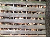 Firewood for sale near Inverurie.